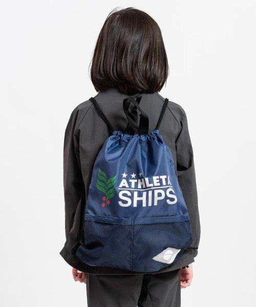 SHIPS KIDS(シップスキッズ)/ATHLETA:【SHIPS KIDS別注】ランドリー バッグ/519500052