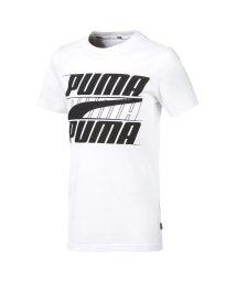 PUMA/プーマ/キッズ/REBEL SS ボールド Tシャツ/501899180