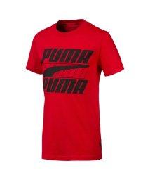 PUMA/プーマ/キッズ/REBEL SS ボールド Tシャツ/501899182