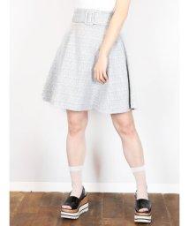 dazzlin/【E】スプリングツイードスカート/501546515