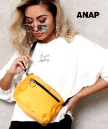 ANAP/リングジップサコッシュバッグ/501627590
