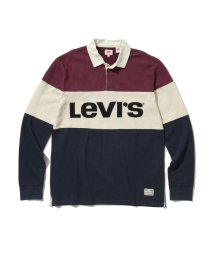 Levi's/ラガーシャツ PIECED RUGBY/501627755
