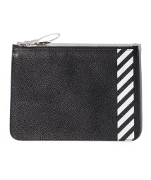 Off-White/【OFFWHITE】DIAG FLAT POUCH /501879784