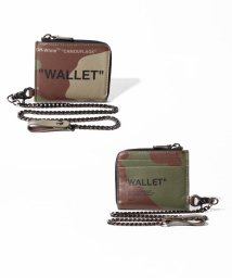 Off-White/【OFFWHITE】QUOTE CHAIN WALLET/501879785