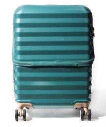Travel Selection/スーツケース フロント゜オープン S 機内持ち込み対応サイズ/501886621