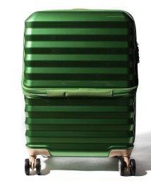 Travel Selection/スーツケース フロント゜オープン S 機内持ち込み対応サイズ/501886624