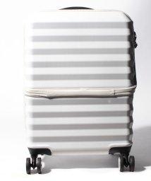 Travel Selection/スーツケース フロント゜オープン S 機内持ち込み対応サイズ/501886625