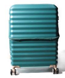 Travel Selection/スーツケース フロント゜オープン M/501886627