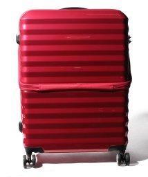 Travel Selection/スーツケース フロント゜オープン M/501886628