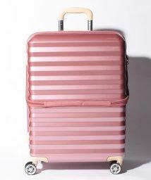 Travel Selection/スーツケース フロント゜オープン M/501886629
