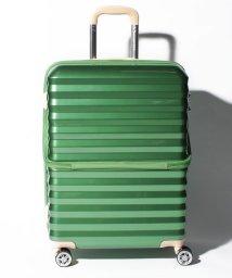 Travel Selection/スーツケース フロント゜オープン M/501886630