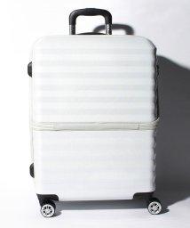 Travel Selection/スーツケース フロント゜オープン M/501886631