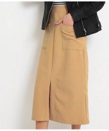 Alluge/ジャージツイルサイドポケットスカート/501899882