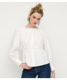 SLY/COTTON GATHER TOPS/501900395