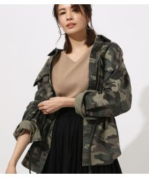 AZUL by moussy/Military Blouson/501900414