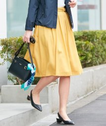 any SiS L/【洗える】スプリングタックフレア スカート/501900500