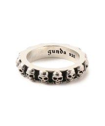 RoyalFlash/【別注】gunda/ガンダ/LOOP RING/501900523