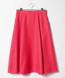 GUEST JOCONDE/【大きいサイズ】ポリエステルツイルスカート/501888461
