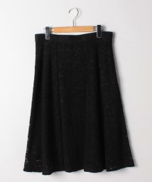GUEST JOCONDE/【大きいサイズ】コード刺繍レーススカート/501888493