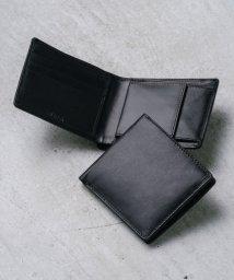 MURA/MURA 二つ折り財布 財布 メンズ 本革 二つ折り スリム レザー カード7枚収納 隠しポケット/501897801