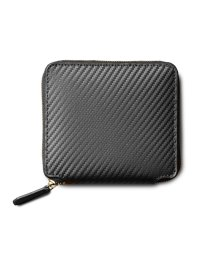 MURA/MURA 二つ折り財布 ファスナー 財布 メンズ 本革 レザー BOX小銭入れ ラウンドファスナー/501897805