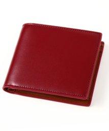 MURA/MURA 二つ折り財布 財布 メンズ 薄型 牛革 カーボン調 薄い 小銭入れ 二つ折り/501897806