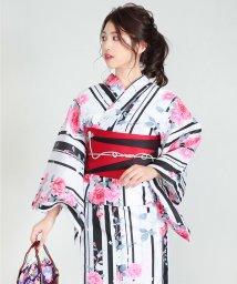 titivate/選べる3種レトロ単品浴衣/501900622