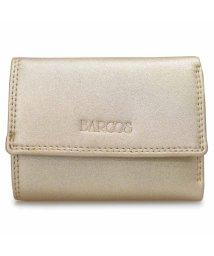 BARCOS/コンパクトウォレット プラム/501901473