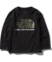 THE NORTH FACE/ノースフェイス/キッズ/L/S CAMO LOGO TEE/501902407