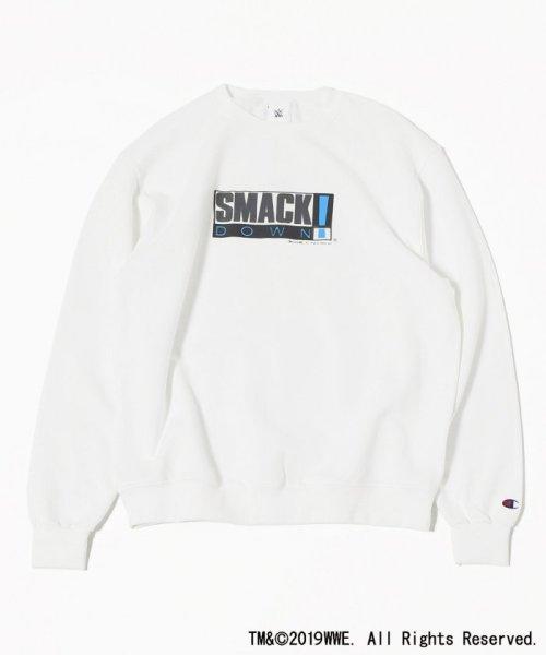 JOURNAL STANDARD(ジャーナルスタンダード)/WWE×JOURNAL STANDARD : SMACK DOWN SWEAT/19070610006410