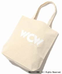 JOURNAL STANDARD/WWE×JOURNAL STANDARD : WCW ECO TOTE(CANVAS)/501903245