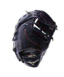 MIZUNO/ミズノ MIZUNO 軟式野球 ファースト用ミット 軟式用 セレクトナイン[一塁手用:TK型] 1AJFR20800/501903353