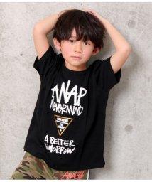 ANAP KIDS/手描きロゴBIGTシャツ/501706122