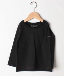 b-ROOM/【WEB限定】ラグラン無地シンプルTシャツ/501886716