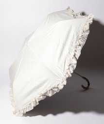 pink trick/完全遮光 晴雨兼用 折りたたみ傘 フリル 遮光率100% 遮蔽率100% 1級遮光 遮熱 軽量 UVカット/501896956