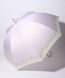 pink trick/BE SUNNY ビーサニー 深張ジャンプ傘 長傘 デイジー  (晴雨兼用 UVカット 紫外線カット 耐風 軽量 撥水)/501896967