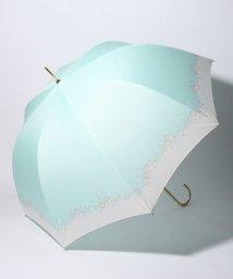 pink trick/BE SUNNY ビーサニー 深張ジャンプ傘 長傘 フラワークラウン  (晴雨兼用 UVカット 紫外線カット 耐風 軽量 撥水)/501896972