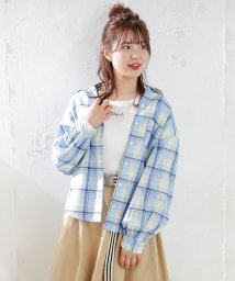 NICE CLAUP OUTLET/【OUTLET】大人めブラウス/501897701