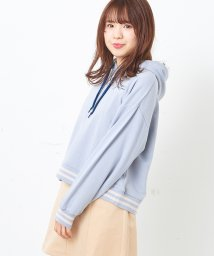 NICE CLAUP OUTLET/【OUTLET】ライン入りパーカー/501897724