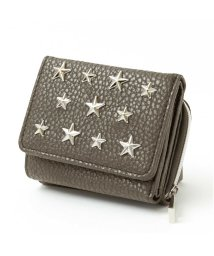 ALTROSE/スタッズ三つ折りミニ財布セ゛イン/501902693