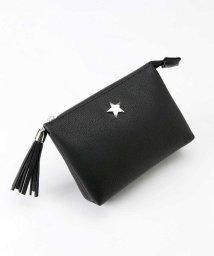 ALTROSE/星スタッズ3層ポーチケリー/501902710