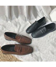 miniministore/ローファー レディース モカシン パンプス フラットシューズ オックスフォード 韓国 靴/501905090