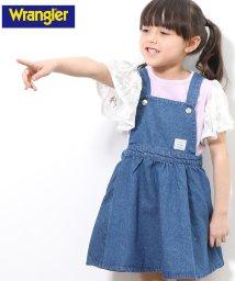 ROPE' PICNIC KIDS/【WRANGLER×ROPE' PICNIC KIDS】ジャンパースカート/501620447
