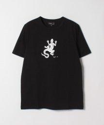 agnes b. HOMME/SF64 TS レザールTシャツ/501894104