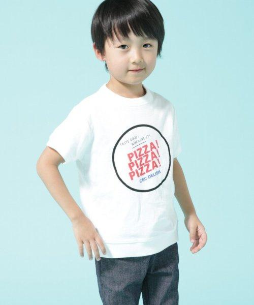 coen(コーエン(キッズ))/【ハッピープライス・coen キッズ / ジュニア】パッケージTシャツ(ロゴt/プリントt)/77256039006