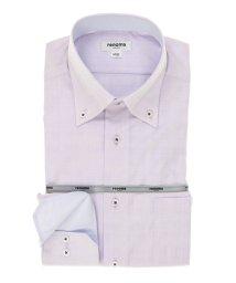 TAKA-Q/形態安定レギュラーフィット ドゥエボタンダウン長袖ビジネスドレスシャツワイシャツ/501905549