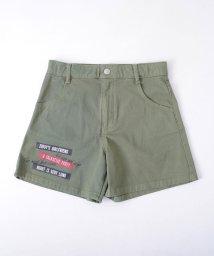 ZIDDY/【カタログ掲載】ストレッチツイル膝上丈ショートパンツ/501909582