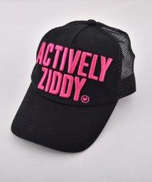 ZIDDY/ロゴメッシュキャップ/501909586