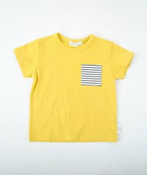 birthday party/ベア天竺ポケット半袖Tシャツ(70cm~90cm)/501909652