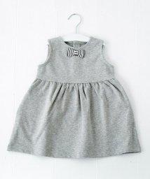 birthday party/リボン付きジャンパースカート(100cm~130cm)/501909675